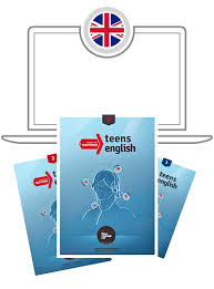 Teens English Online Platform Image